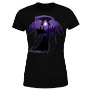 Harry Potter Graveyard Silhouette Women's T-Shirt - Black