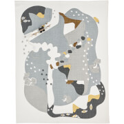 Kids Concept Neo Stone Age Land Rug