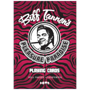 Biff Tannen's Pleasure Paradise Back To The Future Playing Cards