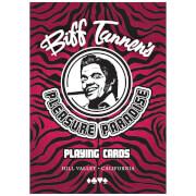 Jeu de Cartes Biff Tannen's Pleasure Paradise - Retour vers le Futur