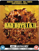 Bad Boys I&II Collection 4K Ultra HD – Zavvi Exclusive Pop Art Steelbook