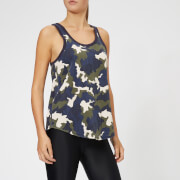 The Upside Women's French Camo Issy Tank Top - Camo Print