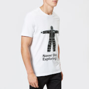 The North Face Men's Short Sleeve NSE Series T-Shirt - TNF White