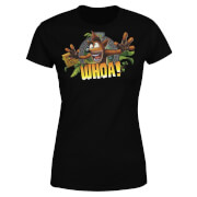 Crash Bandicoot WHOA! Women's T-Shirt - Black