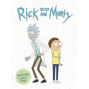The Art of Rick and Morty (Hardback)