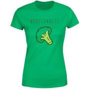 Broccoholic Women's T-Shirt - Kelly Green