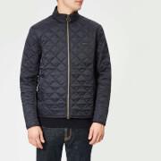 Barbour International Men's Gear Quilted Jacket - Navy