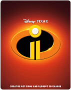 Incredibles 2 3D (Incl. 2D Version) - Zavvi UK Exclusive Steelbook