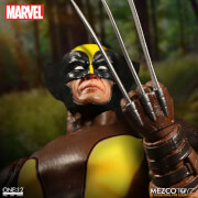 Mezco One:12 Collective Wolverine