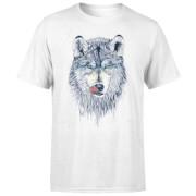 Wolf Eyes Men's T-Shirt - White