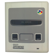 Super Nintendo Entertainment System Notebook