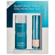 Colorescience Sunforgettable Total Protection Duo Kit SPF50 (Worth $104.00)