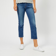 Levi's Women's 501 Crop Jeans - Rebel