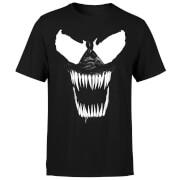 Venom Bare Teeth Men's T-Shirt - Black