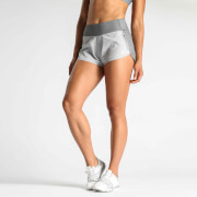 IdealFit Panel Shorts - Grey