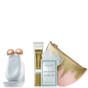 NuFACE Gold Trinity Complete Skin Toning Collection (Worth $409.00)