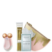 NuFACE Gold Mini Express Skin Toning Collection (Worth $283.00)