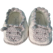 Albetta Crochet Samy Sheep Booties