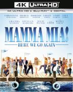Mamma Mia! Here We Go Again - 4K UHD(Includes Digital Download)