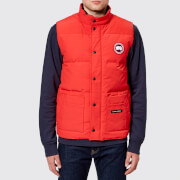 Canada Goose Men's Freestyle Crew Vest - Red