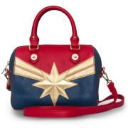 Loungefly Marvel Captain Marvel Cross Body Bag