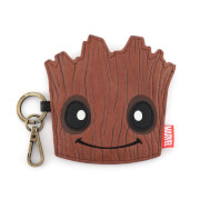 Loungefly Marvel Guardians of the Galaxy Groot Die Cut Coin Bag