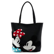 Loungefly Disney Mickey and Minnie Mouse Tote Bag