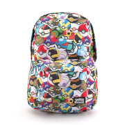 Loungefly Pokémon Multi Pokéball AOP Backpack