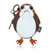 Loungefly Star Wars Porg Full Body Coin Bag