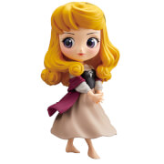Figurine Aurore La Belle au Bois Dormant 14 cm Disney - Banpresto Q Posket (Version Classique)