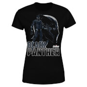 Avengers Black Panther Women's T-Shirt - Black