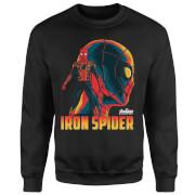 Avengers Iron Spider Sweatshirt - Black