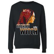 Avengers Scarlet Witch Women's Sweatshirt - Black