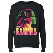 Avengers Gamora Women's Sweatshirt - Black
