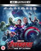 Avengers Age of Ultron - 4K UHD