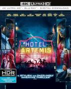 Hotel Artemis - 4K UHD (Includes Digital Download)