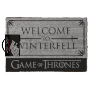 Game Of Thrones (Welcome to Winterfell) Doormat
