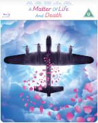 Une question de vie ou de mort - Steelbook Exclusif Limité pour Zavvi