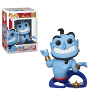 Disney Aladdin Genie with Lamp Pop! Vinyl Figure