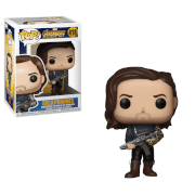 Figurine Pop! Bucky et Arme Infinity War Marvel