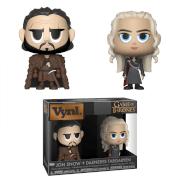 Vynl - Jon & Daenerys - Game of Thrones