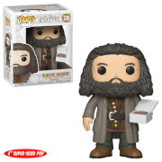 Harry Potter Hagrid with Cake 6-Inch Funko Pop! Vinyl