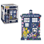 Figura Funko Pop! - TARDIS Floreal Memorial de Clara - Doctor Who