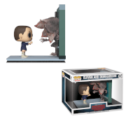 Stranger Things Eleven vs Demogorgon Pop! Movie Moment