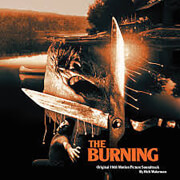 The Burning (1981 Original Soundtrack) - Limited Edition Black Vinyl LP (200 Copies Worldwide)