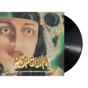Popcorn (Original 1991 Motion Picture Soundtrack) - Limited Edition Black Vinyl LP (250 Copies Worldwide)
