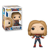 Marvel Captain Marvel Funko Pop! Vinyl