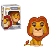 Disney Lion King Mufasa Pop! Vinyl Figure