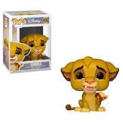 Disney Lion King Simba Funko Pop! Vinyl