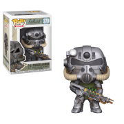 Fallout T-51 Power Armour Pop! Vinyl Figure